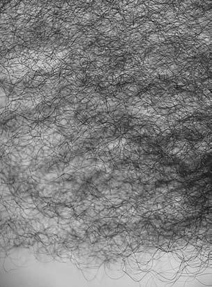 My hair turns into netting when it s combed dry. fine as gossamer, when we comb it while dry, our hair seems to turn into netting. This chapter burrows deep into the structure of your curls.