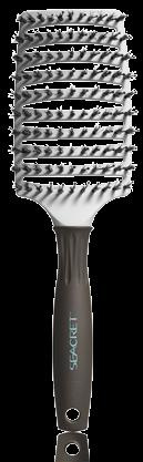 PRO STYLING HAIR BRUSH HAIR Hair type For all hair types. Detangles, smooths and styles for healthy looking hair.
