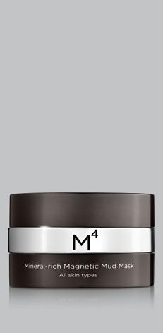 AGE-DEFYING 35 M4 MINERAL-RICH MAGNETIC MUD MASK MUD THERAPY Normal to dry skin. Revolutionary mask with bio-magnetic power to rejuvenate, relax and smooth the skin.