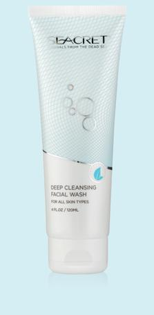 AGE-DEFYING 35 FOUNDATIONAL DEEP CLEANSING FACIAL WASH Clear cleansing wash that effectively removes excess oil and impurities without drying the skin.
