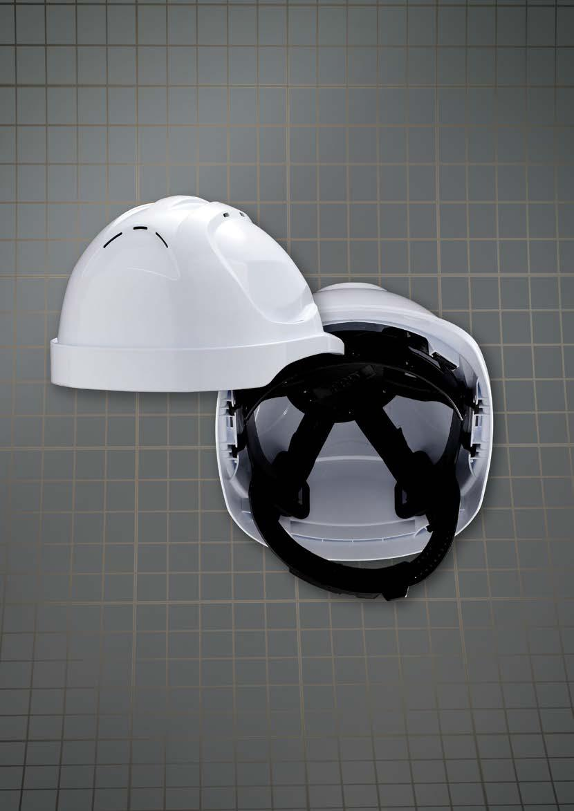 14 PURPOSE BUILT PPE Like all ProChoice products, the V9 Range of Hard Hats are designed specifically for extreme conditions.