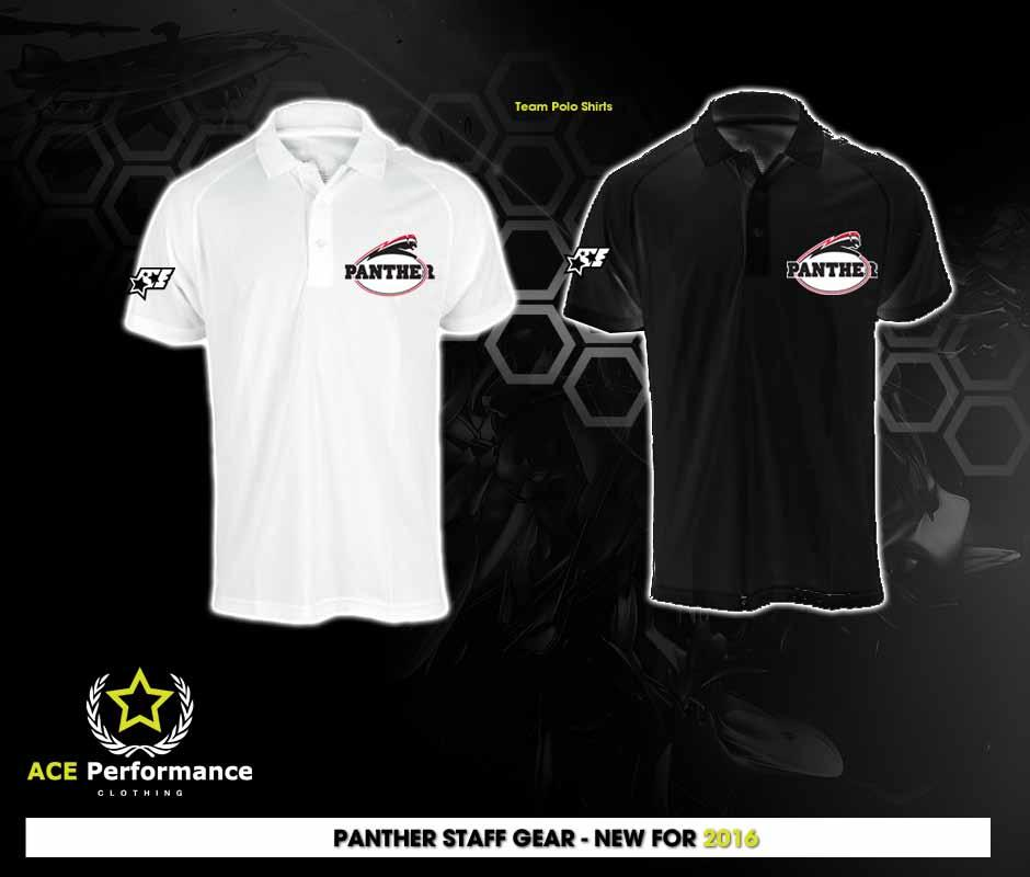 STAFF POLO PACKAGE: 1 Home Color Polyester Team Polo Shirt 34.90 1 White Polyester Team Polo Shirt 34.