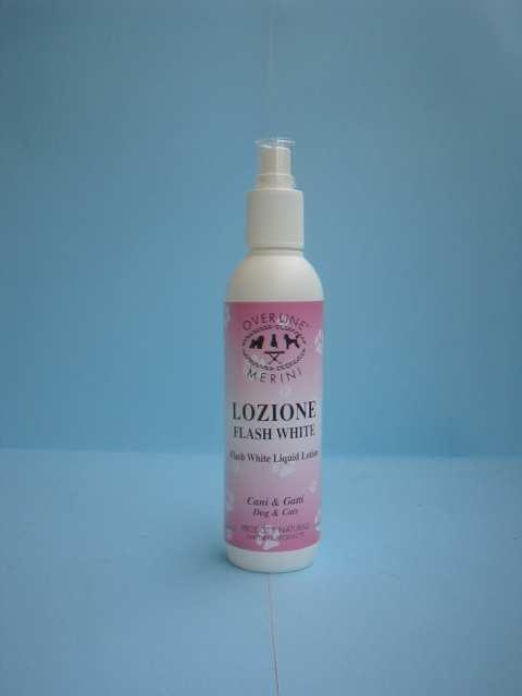 * PRODUCTS INNOVATION * LOZIONE FLASH WHITE 12*200ml cad.
