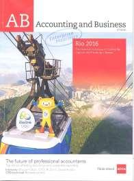 Accounting and Business Issue/Year: Volume 19 Issue 7 - July/August 2016 The auto pilots: Will robots take over the finance function?