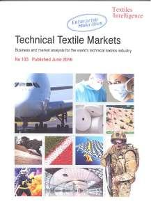 Technical Textiles Markets Publisher: Textiles Intelligence Ltd Issue/Year: No.