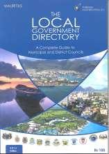 The Local Government Directory 2016: A Complete Guide to Municipal and District Councils Southern Press Ltd, 2016 Edition The Directory 2016 provides a useful, reliable resource on the current state