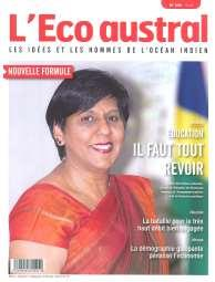 L Eco Austral : Education Il faut tout revoir Publisher: L Eco Austral, Réunion Issue/Year: No.