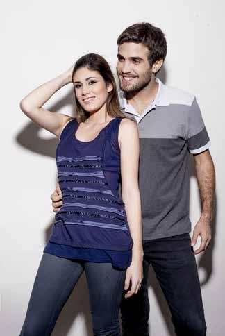 PERUVIAN SOURCING GROUP S.A.C. Booth: 61606 Basic knitted garments for men and women. Fashion knitted garments for men and women. Knitted garments for sport.