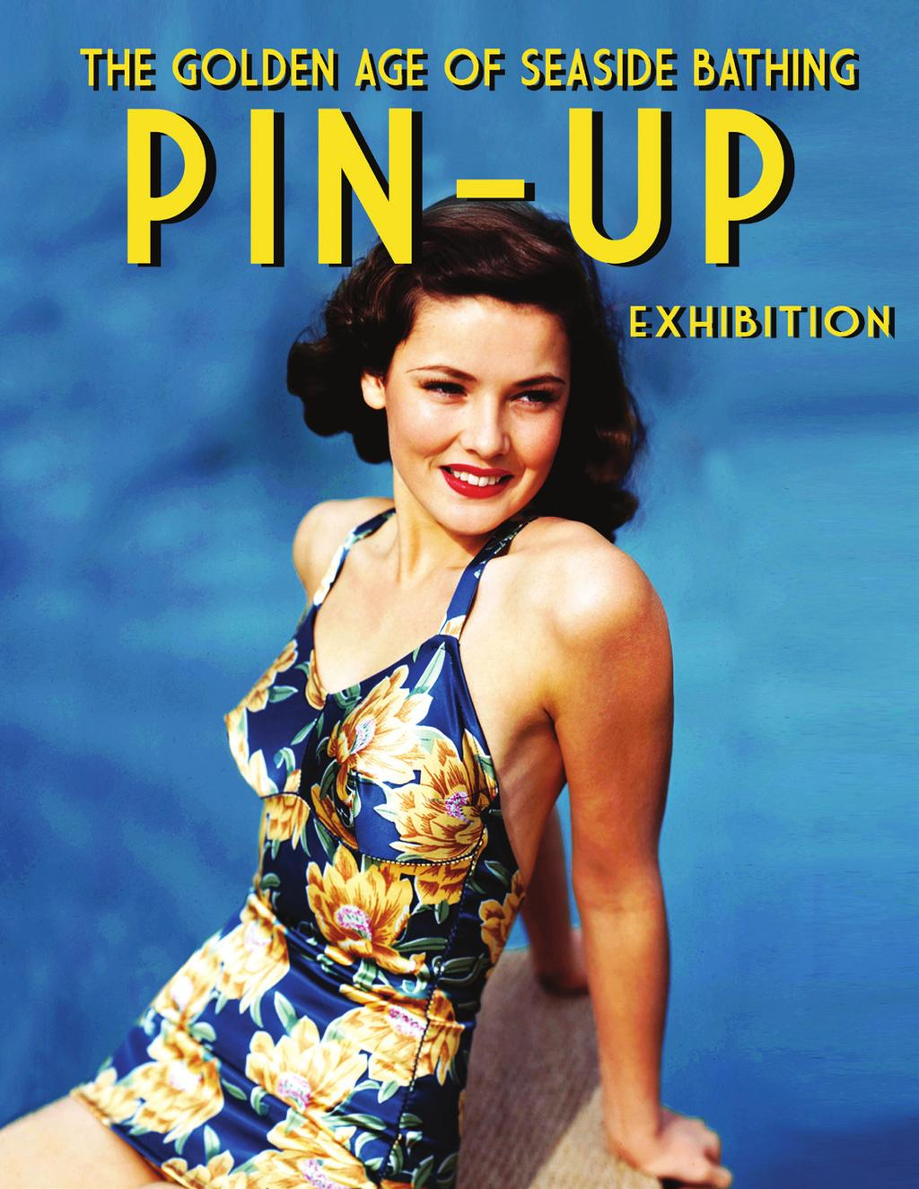 A GLAMOUROUS SUMMER EXHIBITION july 5th - september 4th A tribute to the swimsuits of the 1950s Pin-Ups, sublime pieces of the feminine wardrobe From July 5th to September 4th 2017 Galerie Joseph 7
