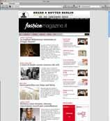 050,00 More than news about fashion system daily events, the newsletter includes the agenda of the day after appointments, the latest fair dates and locations,