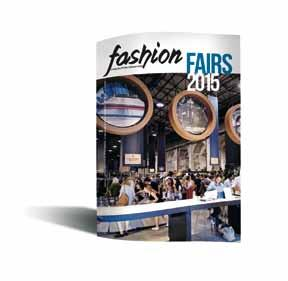 guide Guida Saloni is a pocket guide of textile and apparel fairs. It s bilingual and available even online on fashionmagazine.it.