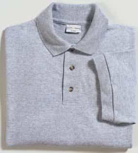 ANVIL 1220 Cotton Deluxe Jersey Knit Sport Shirt 7.1 oz.