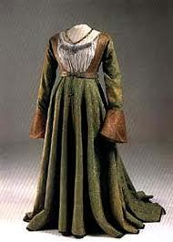 Figure 4: Mary of Hapsburg Gown c.
