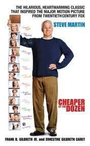Cheaper by the Dozen Gilbreth, Frank B.