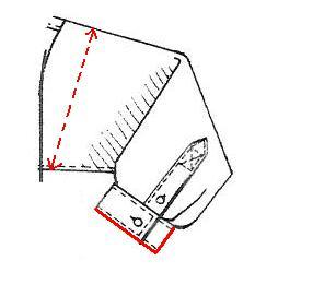 MEASUREMENT GUIDELINES FOR FINISHED GARMENTS TOPS CONTINUED Sleeve Length -From shoulder point at top of armhole, measure straight down to bottom of sleeve or cuff Sleeve length, crown to cuff -From