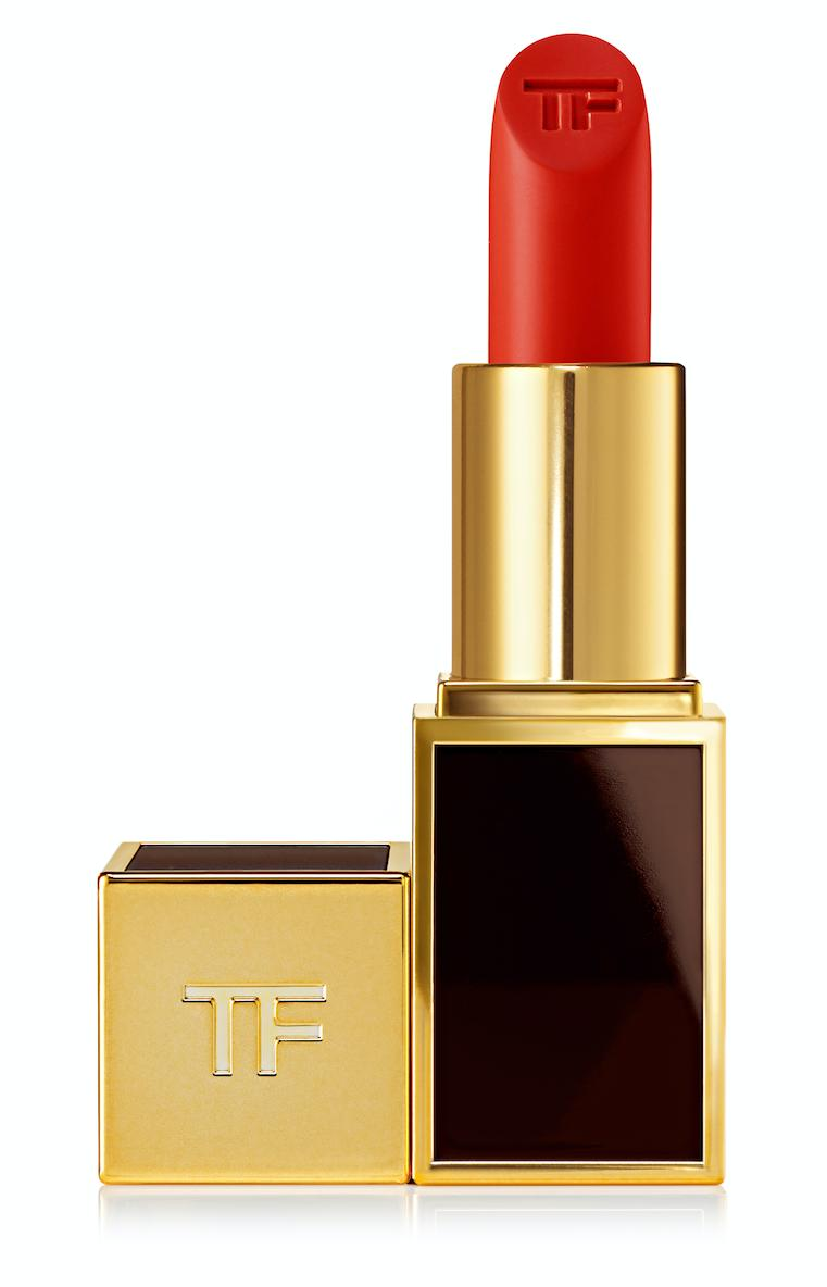 LIPS & BOYS TOM FORD UNLEASHES 25 NEW BOYS ALONGSIDE THE 25 BEST SLLERS CLIENTS KNOW AND LOVE.