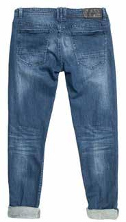 8663 Connor Denim Bright Rinse