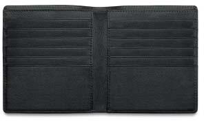 Leather 013 4 5 4 Women s wallet Wallet with all-around zip.