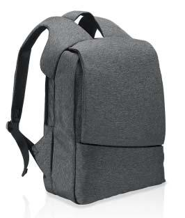 00 2 Messenger bag With a large main section, padded 15 laptop pouch on the back side,