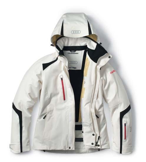 Sport/Clothing 063 2 1 1 Women s ski jacket Completely waterproof, made from stretchable material for optimal comfort.