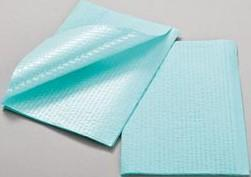blue, large Tissue-poly-tissue, blue, extra-strength Miscellaneous Paper & Plastics Dental