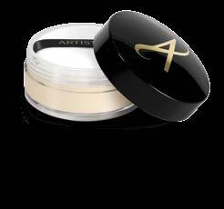 Light QO-116694 Luxuriously silky and airy, this translucent powder transforms the look of skin to achieve a refined, perfected complexion with heightened luminosity Improves foundation wear and