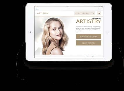 to use and recommend? Give the ARTISTRY Recommender a go!