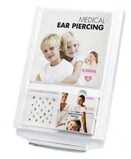 Pierce both ears simultaneously - appreciated by children 8195 8193 8191