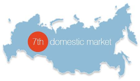 Russia: overview Russia is the 6th largest