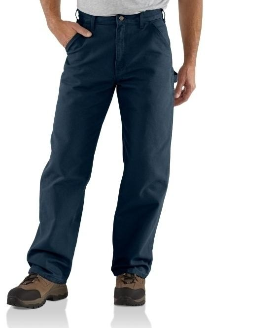 75oz 100%Cotton Washed Denim Multiple tool and utility