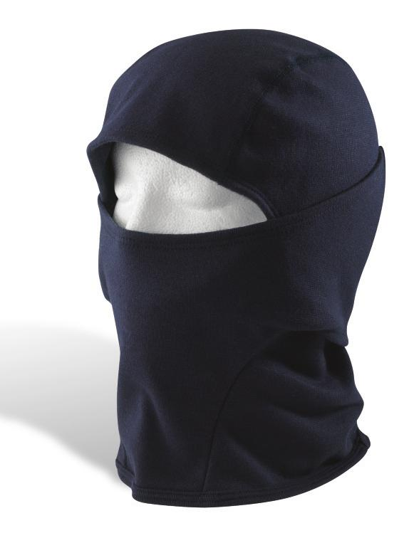 1 cal No Logo 101580 $29.00 Double Layer Force Balaclava 6oz. 2ply knit.
