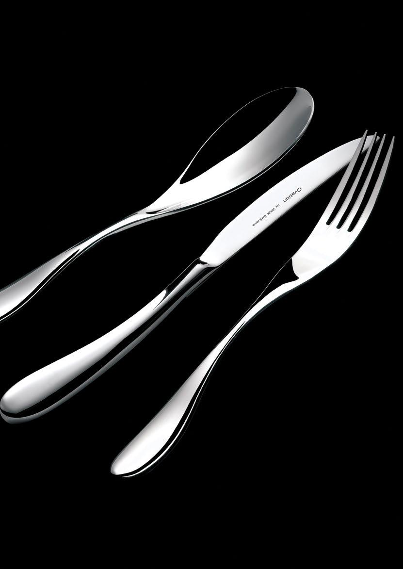 221 222 WORTHY, NOBLE & KENT WORTHY, NOBLE & KENT Worthy, Noble & Kent offers exceptional choice of stylish flatware from the traditionally elegant to the distinctly contemporary.