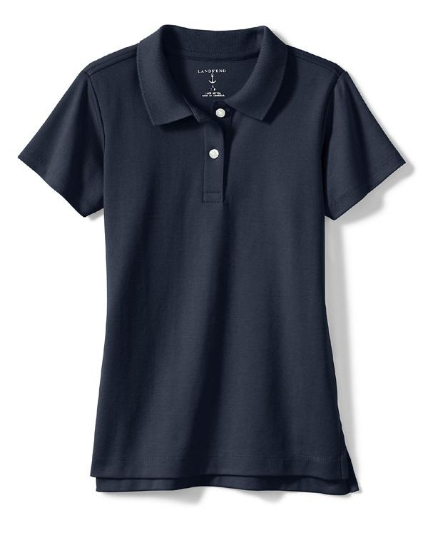 ACTIVE FIELD TRIP UNIFORMS TEACHERS GIRLS BOYS Polo Shirt, Short or Long Sleeve, Navy (logo required) Polo Shirt, Short or Long