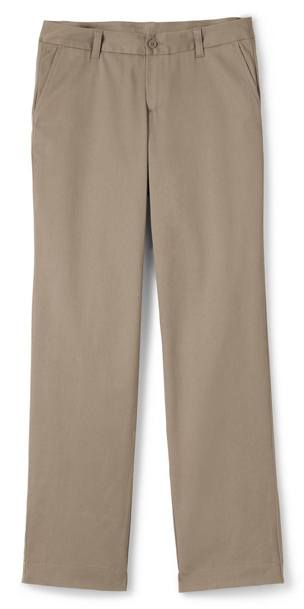 Plain Front Chino Pants or Shorts, Khaki Plain Front Chino Pants or Shorts, Khaki Field trip uniforms may be used for everyday wear