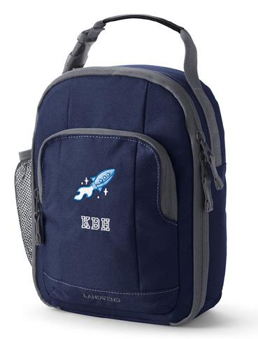 Canvas Tote, Navy (logo optional)