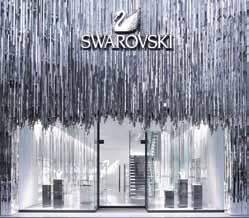 2009: Swarovski launches its first watch