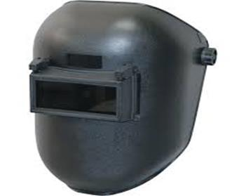 Common Causes of Eye Injuries Optical Radiation-Welding Welding helmets are secondary protectors intended to shield the eyes and face from optical