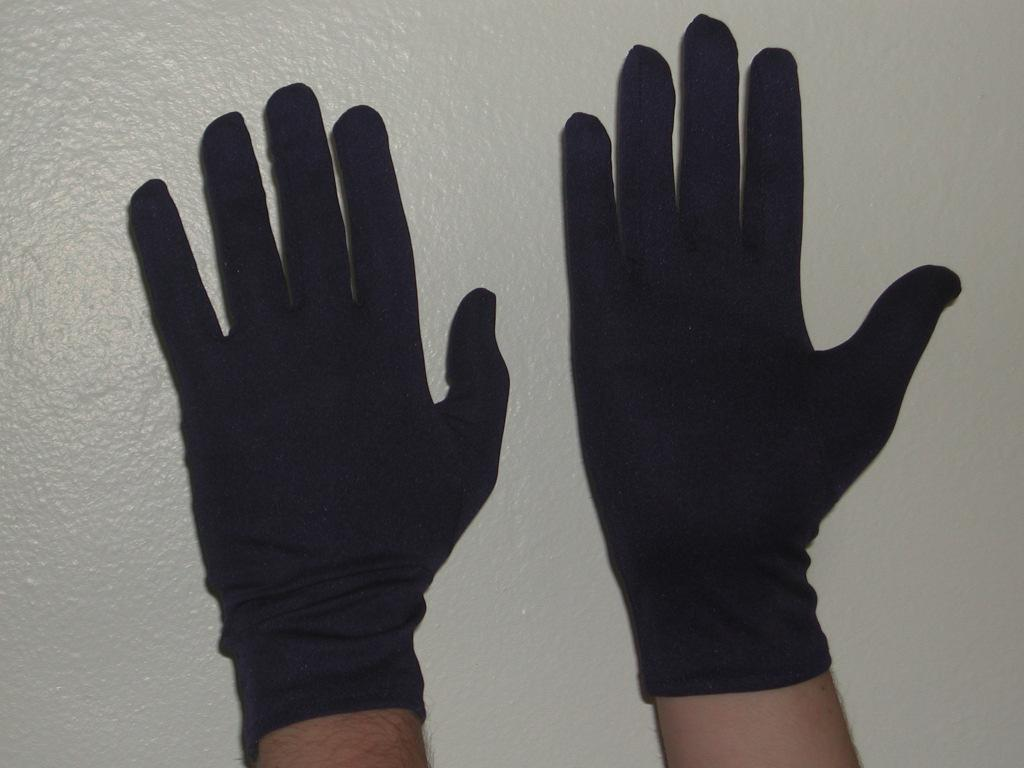 Ladies 40 Denier Nylon Glove Men s PVC Vinyl Glove Ref: 0061 Sizes: 7.