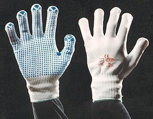 Nylon Assembly Glove (Grey) Nylon Assembly Glove (White) Men s 70 Denier Nylon Stretch Glove Ref: 0136