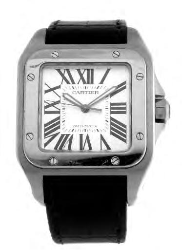 69 70 71 CARTIER - a Tank Francaise bracelet watch. Reference 2384, serial 853881UF. Signed quartz calibre 057. Silvered dial with Roman numeral hour markers.