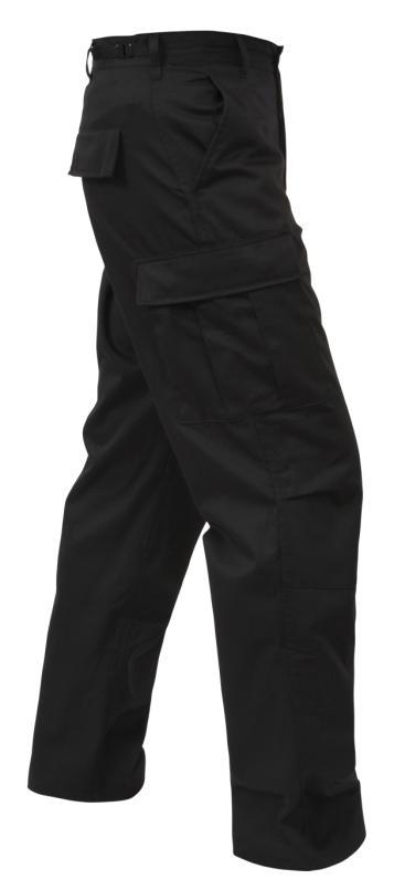 BDU CARGO PANTS BDU CARGO PANTS 55% Cotton/45% Polyester Adjustable Waist Tabs and
