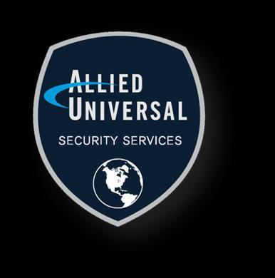 ALLIED UNIVERSAL PATCHES