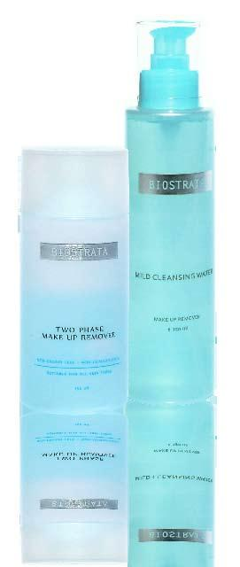 COSMETIC CLEANSER / EYE CARE TWO PHASE MAKEUP REMOVER 150M A unique two-phase, non-oily liquid facial makeup remover that cleanses off even the most resistant makeup including waterproof and