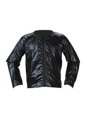 JACKET 2Layer waterproof fabric construction. Suitable for all RS TAICHI mesh jacket when use in cold and wet weather.
