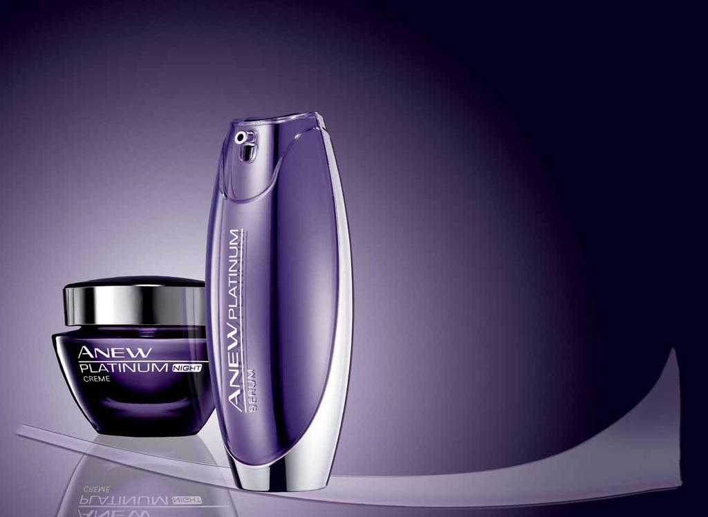 Combats SERIOUS signs of aging 60+ Who is the Platinum regimen for?