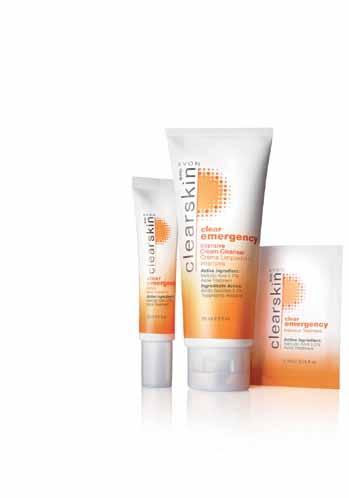 tough on blemishes, not your skin treats mild to