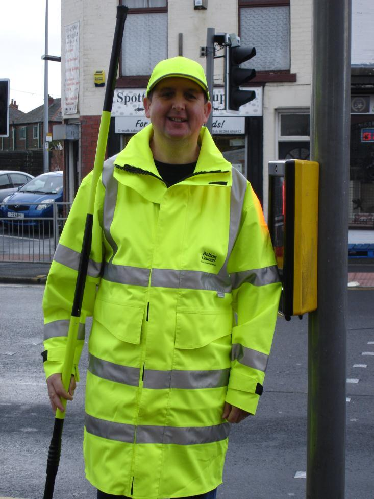 STANDARD WINTER COAT Available From Stock; Saturn Yellow or Hi-visibility Orange* & Bespoke*; EN 471 Class 3,2 (Highest Possible); Fabric: Breathable Microporous PU Coated Polyester EN 343 Class 3,3