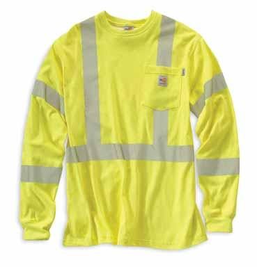 standards Meets the performance requirements of NFPA 70E BLM FRK003-BLM/Bright Lime REGULAR TALL Extended Sizes Order Style #101668 Flame-Resistant