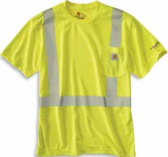 Force High-Visibility Short-Sleeve Class 2 T-Shirt 100495 RELAXED FIT 4.