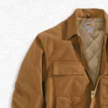 FLAME-RESISTANT Flame-Resistant Full Swing Quick Duck Coat 102182 CAT 3 36 8.